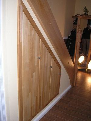 montagebau karstens g nstige holztreppe l beck wand. Black Bedroom Furniture Sets. Home Design Ideas